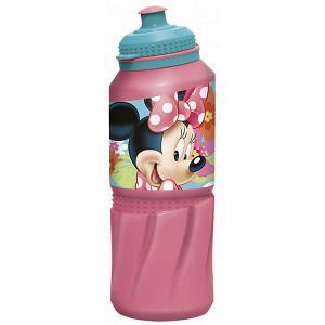Бутылка  Минни маус: цветы Stor. Цвет: разноцветный