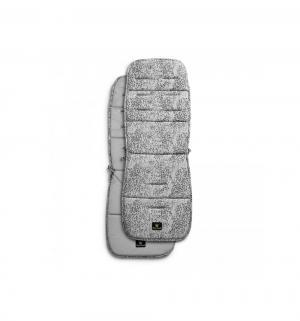 Матрасик  в коляску Dots of Fauna, цвет: серый Elodie Details
