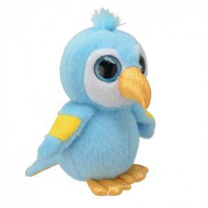 Мягкая игрушка Orbys Попугай Ара 15 см Wild Planet