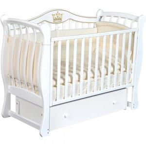 Детская кроватка  Grace 2 универсальный маятник Кедр