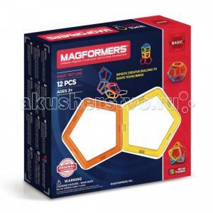 Конструктор  Магнитный 12 63071 Magformers