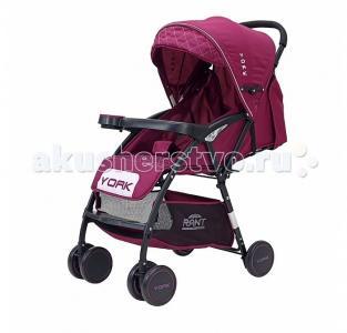 Прогулочная коляска  детская York Rant