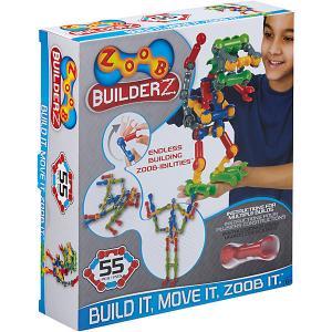 Контруктор ZOOB Builder-Z, 55 деталей