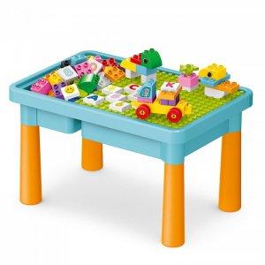 Игровой центр  Стол для игры с конструктором (56 элементов) Pituso