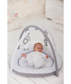 Игровой коврик  С первых дней арками, цвет: серый Mothercare