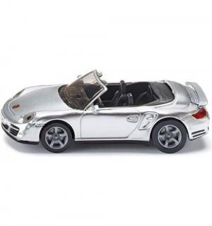 Машинка  Porsche 911 Turbo кабриолет Siku
