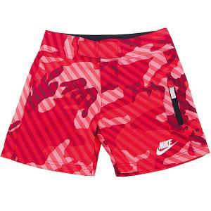 Плавательные шорты для мальчика HBR SWIM SHORT LK NIKE. Цвет: красный