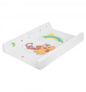 Доска для пеленания  Disney Винни Пух с меркой, цвет: белый Keeeper