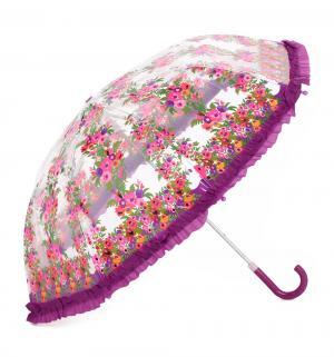 Зонт , цвет: фиолетовый Twins