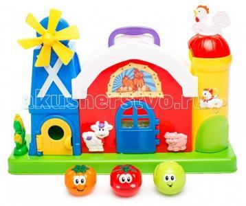 Развивающая игрушка  Ферма с мельницей Kiddieland