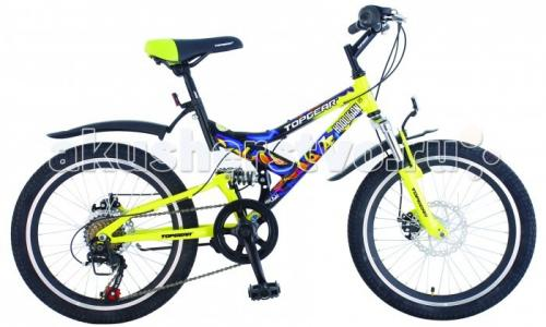 Велосипед двухколесный  Hooligan TopGear