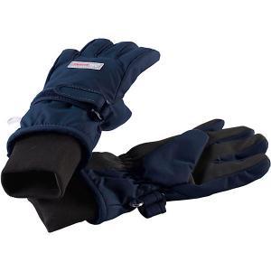 Перчатки tec®  Pivo для мальчика Reima. Цвет: синий