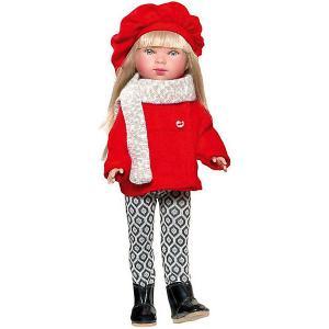 Кукла  Pre-fall Карлота, блондинка с челкой Vestida de Azul