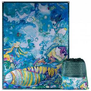 Рюкзак и коврик Океанариум 190х140 см OnlyCute