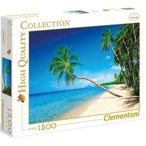 Пазл  Карибские острова, 1500 элементов Clementoni