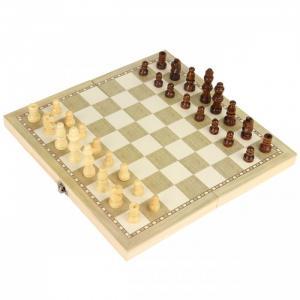Игра настольная Шахматы, шашки, нарды Veld CO