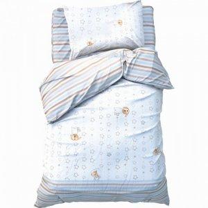 Постельное белье  1.5 спальное Звездочет (3 предмета) Этель