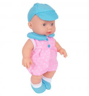 Кукла  розовый костюм 24 см S+S Toys