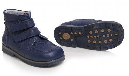 Ботинки , цвет: синий Таши Орто