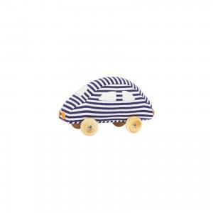 Мягкая игрушка Машинка на колесиках, 13см, Trousselier