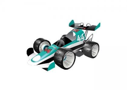 Конструктор  магнитный Машина гоночная Geomag