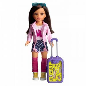 Кукла Нэнси путешествие в Нью-Йорк Famosa