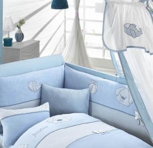 Балдахин для кроватки  My Bonny Bebe Luvicci