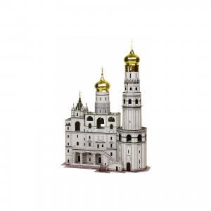 Сборная модель Колокольня Иван Великий Умная Бумага