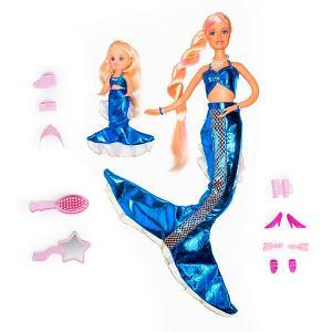 Набор кукол  Принцессы моря Defa Lucy