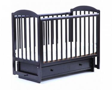 Детская кроватка  БИ 41 Кубаночка-5 универсальный маятник Кубаньлесстрой