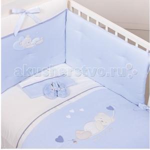 Комплект в кроватку  Mimmi (3 предмета) аппликация Picci