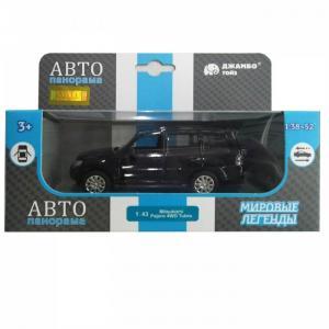 Машинка Mitsubishi Pajero 4WD Tubro 1:43 Автопанорама