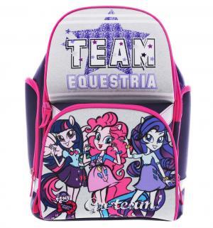 Рюкзак  35х28х17.5 см Equestria Girls