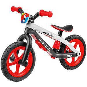 Трюковой беговел  «BMXie-RS», красный Chillafish. Цвет: красный