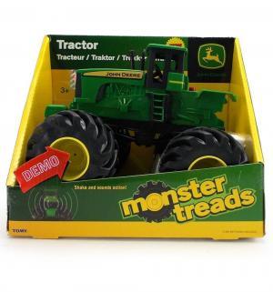 Трактор  John Deere Monster Treads Tomy