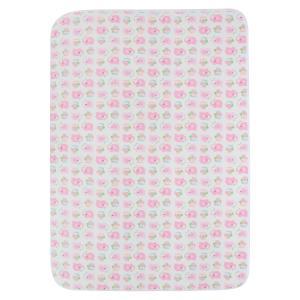 Пеленка  двусторонняя 3-х слойная непромокаемая 50 х 70 см, 1 шт, цвет: белый Multi-Diapers