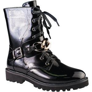 Ботинки BiKi. Цвет: черный