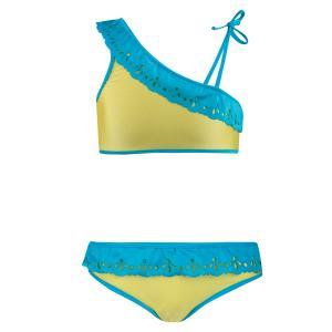 Купальник раздельный лиф/плавки , цвет: желтый Cornette