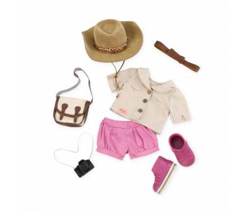 Комплект одежды ДеЛюкс в стиле сафари Our Generation Dolls