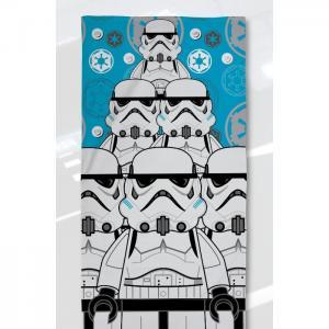 Полотенце Star wars pyramide 70х140 Lego