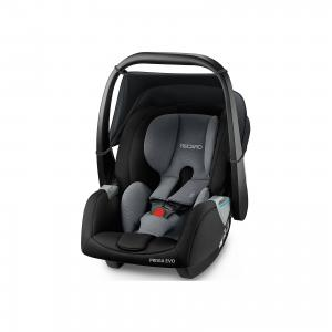 Автокресло Recaro Privia EVO, 0-13 кг., carbon black. Цвет: черный/серый