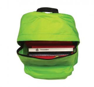 Рюкзак  Один тон цвет: салатовый 41х32х14 см Brauberg