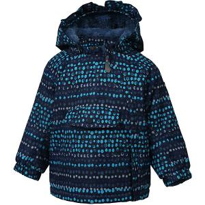 Утеплённая куртка Color Kids Raidoni. Цвет: темно-синий