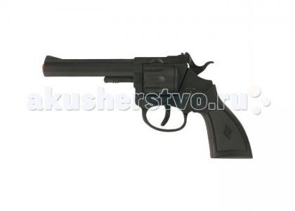 Игрушечное оружие Пистолет Rocky 100-зарядные Gun Western 192mm в коробке Sohni-wicke