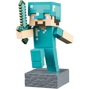 Фигурка  Adventure Steve, 10 см Minecraft. Цвет: weiß/beige
