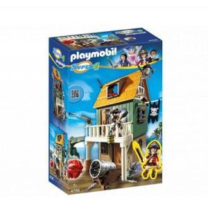 Конструктор  Супер 4 Замаскированный пиратский форт с Руби Playmobil