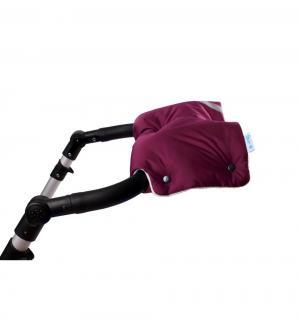 Муфта для рук  Mommy, цвет: purple Noordline