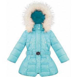 Утепленная куртка Poivre Blanc. Цвет: синий