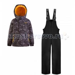 Комплект для мальчика (куртка, полукомбинезон) GWB 5616 Gusti