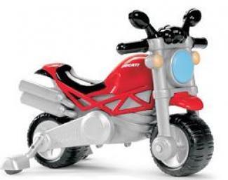 Каталка  Мотоцикл Ducati Monster Chicco